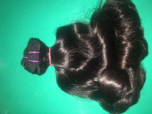 Virgin Double Drawn Bouncy Hair 02