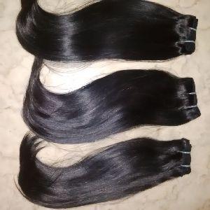 Virgin Double Drawn Silky Straight Hair 01