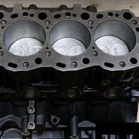 2L3L5L Short Block Diesel Engine For Toyota