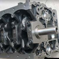 2TR Short Block Diesel Engine For Toyota