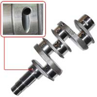 Crankshaft For Daewoo Damas