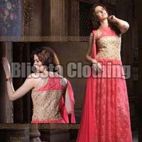 Net Stylish Gown