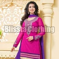 Rani Color Embroidered Suit