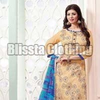 Bollywood Embroidered Dress
