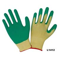 Latex Coated Gloves (L1412)