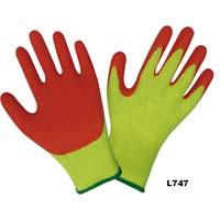 Latex Coated Gloves (L747)