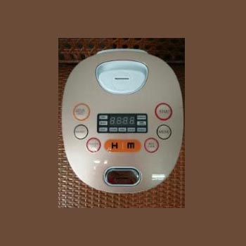 Press Panel Rice Cooker