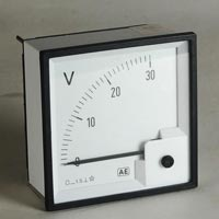 Moving Coil Instrument Meters