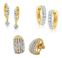 Diamond Earring 01