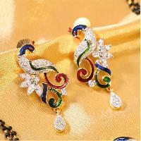 Diamond Earring 04