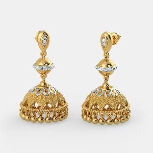 Diamond Earring 05