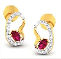 Diamond Earrings (DOCPN5206)