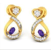 Diamond Earrings (DOCPN5207)