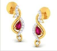 Diamond Earrings (DOCPN5209)