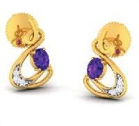 Diamond Earrings (DOCPN5211)