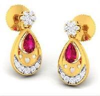 Diamond Earrings (DOCPN5212)