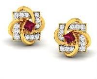 Diamond Earrings (DOCPN5214)
