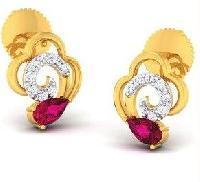 Diamond Earrings (DOCPN5216)