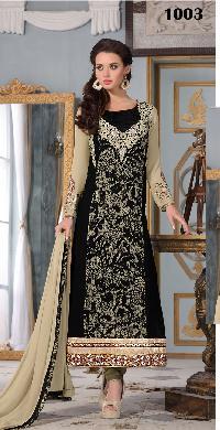 1003 Ganga Premium Designer Churidar Suit