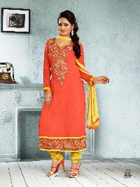 1003 Rangoli Designer Churidar Suit