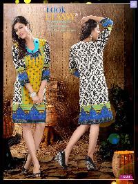 1009 Ethnic Designer Kurti