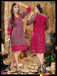 1010 Ethnic Designer Kurti