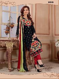 1010 Gulshan Designer Churidar Suit