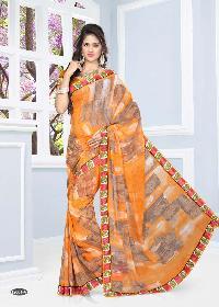 12001A Shubh Labh Designer Saree