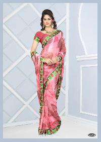 12001B Shubh Labh Designer Saree