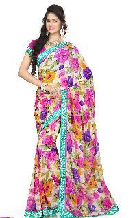 12005A Shubh Labh Designer Saree