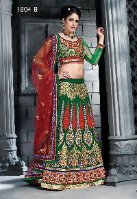 1800 Series Designer Lehenga Choli (1804-B)