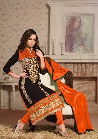 2002 Heera Designer Churidar Suit