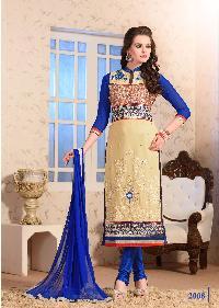 2008 Heera Designer Churidar Suit