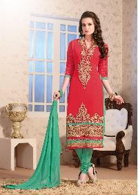 2009 Heera Designer Churidar Suit