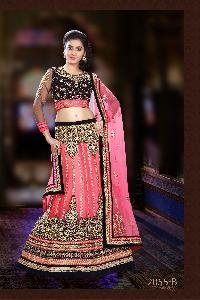 2055 Series Designer Lehngha Choli (2055-B)