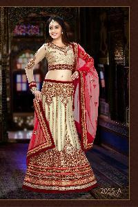 2055 Series Designer Lehngha Choli