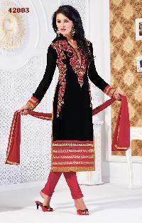 42003 Nakshatra Designer Churidar Suit