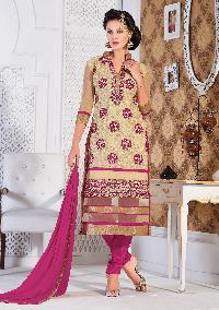 42008 Nakshatra Designer Churidar Suit
