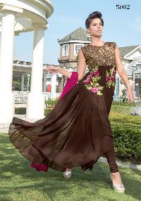 5002 Ashima Designer Anarkali Suit