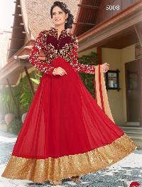 5008 Ashima Designer Anarkali Suit