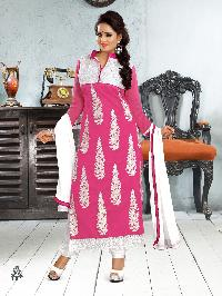 Rangoli Designer Churidar Suits