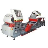 Double Head Aluminum Window Precision Saw