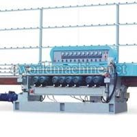 Glass Edge Bevelling and Polishing Machine