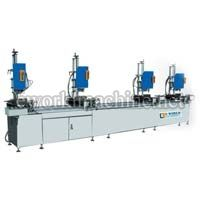 Aluminum Window Multi Head Drilling Machine