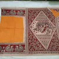 Kalamkari Cotton Saree 03