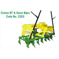 Seed Fertilizer Drill Machine (2353)