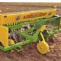 Zero Till Seed Drill Machine