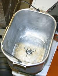 Bread Maker Steel Tray