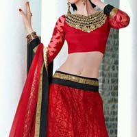 Lehenga Choli with Bluecolor Lahenga