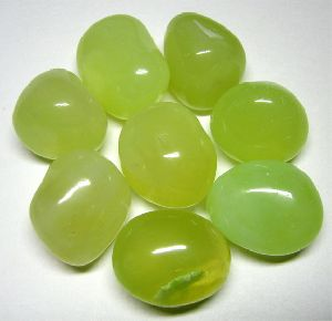 Green Pebble Stones